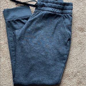 Gray Adidas jogger